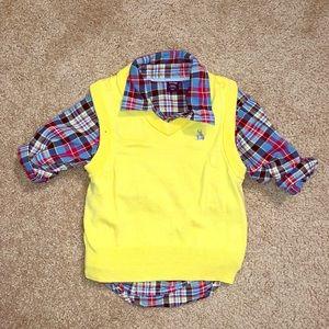 Baby Gap Shirt Set